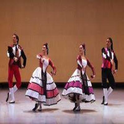 Imagen Danza española: